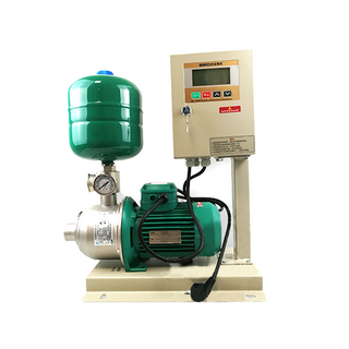 MHI Inverter Booster Pump For Hot Water Supply System