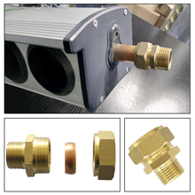 SFO-F Solar Collector Ferrule Fitting Connection