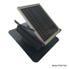20W Solar Attic Vent Fan for House