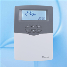 SR609C Solar Controllers For Integrated Pressurized Solar Water Heater
