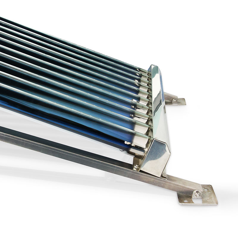 SFD Preheating Solar Water Heater with Copper Coil